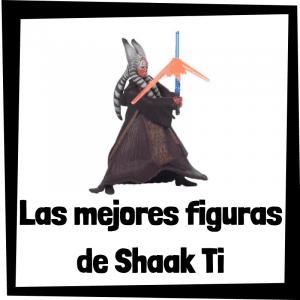 Figuras de acción y muñecos de Shaak Ti