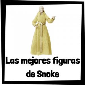 Figuras de acción y muñecos de Snoke
