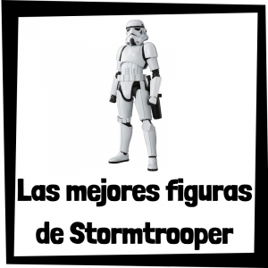Figuras de acción y muñecos de Stormtrooper
