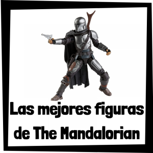 Figuras de acción y muñecos de The Mandalorian