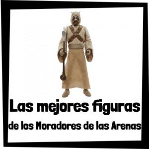 Figuras de acción y muñecos de Moradores de las Arenas