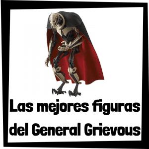 Figuras de acción y muñecos de General Grievous