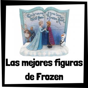 Figuras y muñecos de Frozen