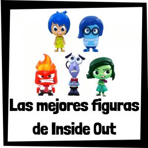 Figuras y muñecos de Inside Out