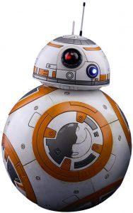 Hot Toys de BB8 de Star Wars - Figuras de acción y muñecos de BB8 de Star Wars