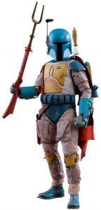 Hot Toys de Boba Fett de Star Wars de Animada - Figuras de acción y muñecos de Boba Fett de Star Wars