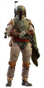 Hot Toys de Boba Fett de Star Wars de clásico - Figuras de acción y muñecos de Boba Fett de Star Wars