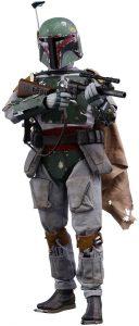Hot Toys de Boba Fett de Star Wars del Episodio V - Figuras de acción y muñecos de Boba Fett de Star Wars