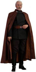 Hot Toys de Conde Dooku de Star Wars - Figuras de acción y muñecos de Conde Dooku