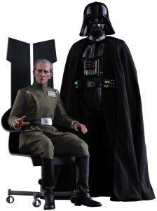 Hot Toys de Grand Moff Tarkin y Darth Vader de Star Wars - Figuras de acción y muñecos de Grand Moff Tarkin de Star Wars