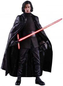 Hot Toys de Kylo Ren de Star Wars - Figuras de acción y muñecos de Kylo Ren de Star Wars