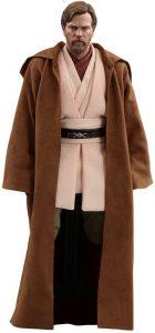 Hot Toys de OBI WAN Kenobi Star Wars Episodio III La Venganza de los Sith - Figuras de acción y muñecos de Obi Wan Kenobi de Star Wars
