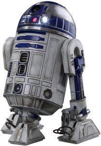 Hot Toys de R2-D2 de Star Wars - Figuras de acción y muñecos de R2-D2 de Star Wars