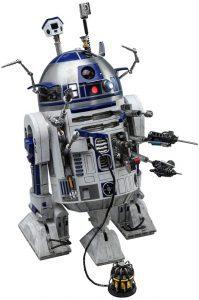 Hot Toys de R2-D2 de Star Wars multifunción - Figuras de acción y muñecos de R2-D2 de Star Wars