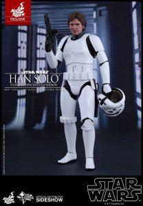 Hot Toys de Stormtrooper de Star Wars de Han Solo - Figuras de acción y muñecos de Stormtroopers de Star Wars