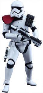 Hot Toys de Stormtrooper de Star Wars de Oficial de la Primera Orden- Figuras de acción y muñecos de Stormtroopers de Star Wars