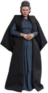 Hot Toys de la princesa Leia de Star Wars del Episodio VII - Figuras de acción y muñecos de Leia Organa de Star Wars