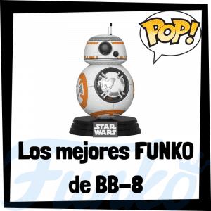 Los mejores FUNKO POP de BB-8 - FUNKO POP de Star Wars