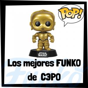 Los mejores FUNKO POP de C-3PO - FUNKO POP de Star Wars
