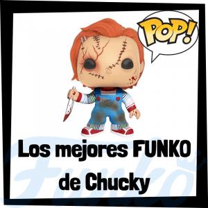 Los mejores FUNKO POP de Chucky, el muñeco diabólico de miedo - FUNKO POP de películas de terror
