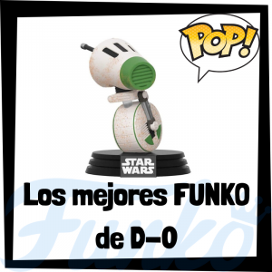 Los mejores FUNKO POP de D-0 - FUNKO POP de Star Wars