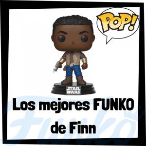 Los mejores FUNKO POP de Finn - FUNKO POP de Star Wars