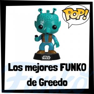 Los mejores FUNKO POP de Greedo - FUNKO POP de Star Wars