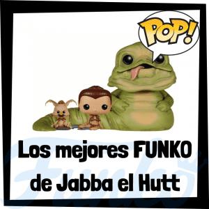 Los mejores FUNKO POP de Jabba el Hutt - FUNKO POP de Star Wars