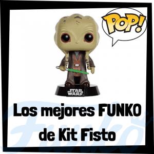 Los mejores FUNKO POP de Kit Fisto - FUNKO POP de Star Wars