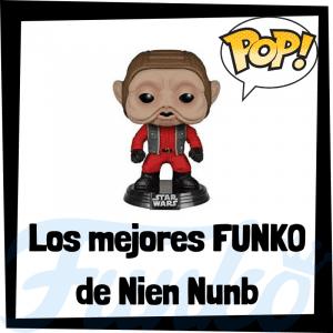 Los mejores FUNKO POP de Nien Nunb - FUNKO POP de Star Wars