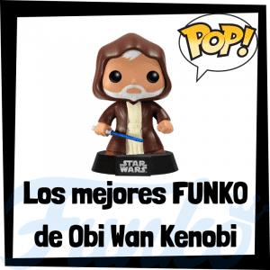 Los mejores FUNKO POP de Obi-Wan Kenobi - FUNKO POP de Star Wars
