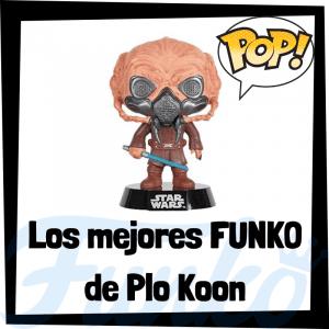 Los mejores FUNKO POP de Plo Koon - FUNKO POP de Star Wars