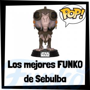 Los mejores FUNKO POP de Sebulba - FUNKO POP de Star Wars