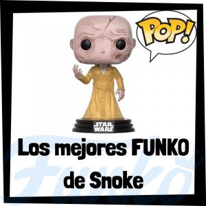 Los mejores FUNKO POP de Snoke - FUNKO POP de Star Wars