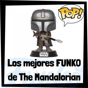 Los mejores FUNKO POP de The Mandalorian - FUNKO POP de Star Wars
