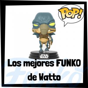 Los mejores FUNKO POP de Watto - FUNKO POP de Star Wars