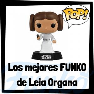 Los mejores FUNKO POP de la princesa Leia Organa - FUNKO POP de Star Wars