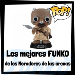 Los mejores FUNKO POP de los Moradores de las Arenas - FUNKO POP de Star Wars