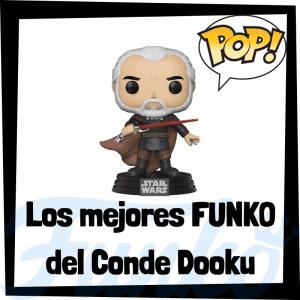 Los mejores FUNKO POP del Conde Dooku - FUNKO POP de Star Wars