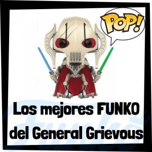 Los mejores FUNKO POP del General Grievous - FUNKO POP de Star Wars