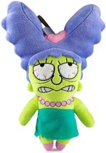 Peluche de Marge Simpson Zombie de los Simpsons - Muñecos de Marge Simpson de los Simpsons - Peluches de los Simpsons