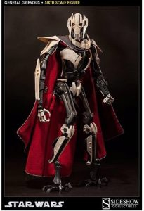 Sideshow de Figura de General Grievous de Star Wars - Figuras de acción y muñecos de General Grievous de Star Wars