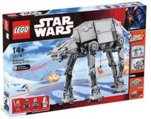 AT-AT de LEGO Star Wars - Juguete de construcción de LEGO de AT-AT 10178