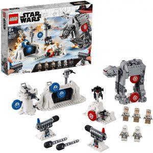 AT-AT de LEGO Star Wars - Juguete de construcción de LEGO de AT-AT 75241