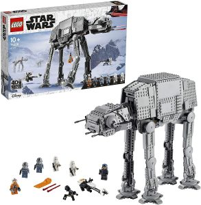 AT-AT de LEGO Star Wars - Juguete de construcción de LEGO de AT-AT 75288