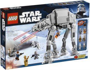 AT-AT de LEGO Star Wars - Juguete de construcción de LEGO de AT-AT 8129