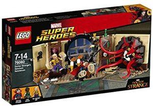 Doctor Strange de LEGO Marvel Super Heroes 76060 - Juguete de construcción de LEGO de Marvel del Sanctum Sanctorum en Doctor Strange