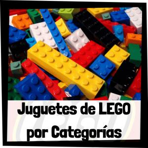 Figuras coleccionables de LEGO