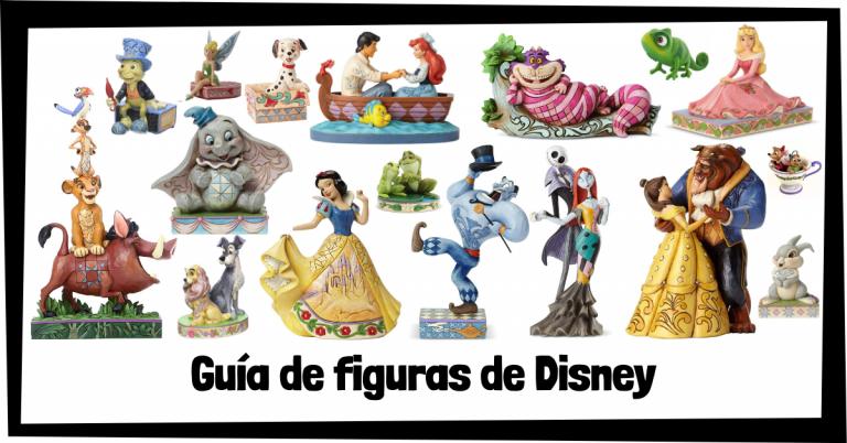 Guía de figuras de Disney - Juguetes y figuras de colección de Disney - Muñecos de Disney