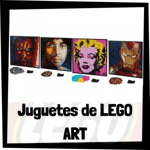 Juguetes de LEGO ART